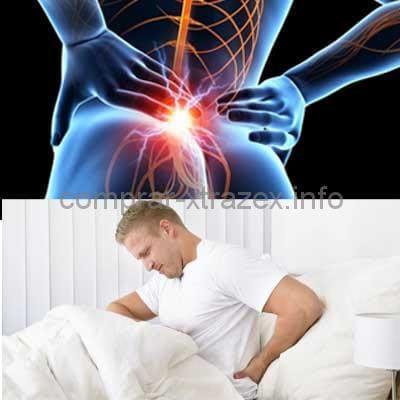 ¿Por qué me duele la espalda por la noche?