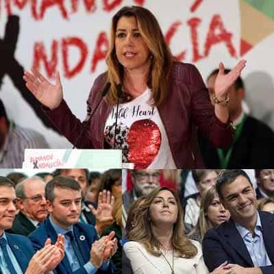 Sánchez opta por el desgaste para acabar con Susana Díaz