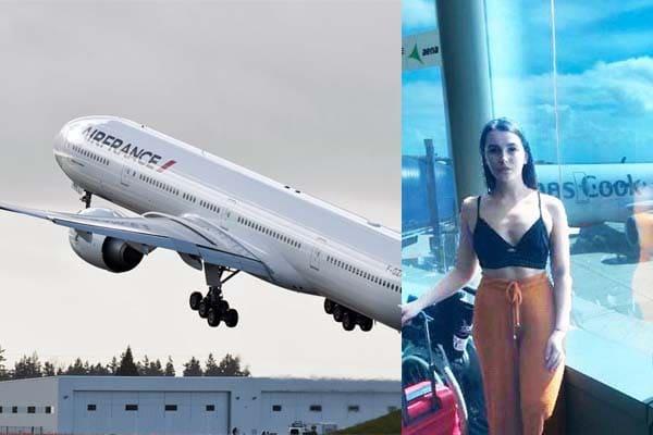 Amenazan con expulsar a una joven de un vuelo por su vestimenta