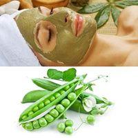 Mascarilla de harina de guisante para la cara. Opiniones. Beneficios. Recetas de máscaras. Efectos.