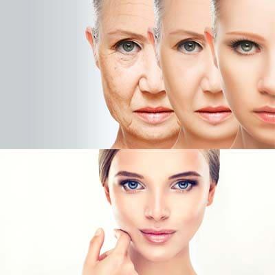 Los procedimientos más efectivos para el rejuvenecimiento facial.
