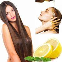 Mascarillas de limón para el cabello. Opiniones. Beneficios. Recetas de máscaras. Efectos.