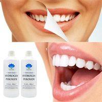 Blanqueamiento de dientes con peróxido de hidrógeno. Opiniones. Beneficios. Resultados.