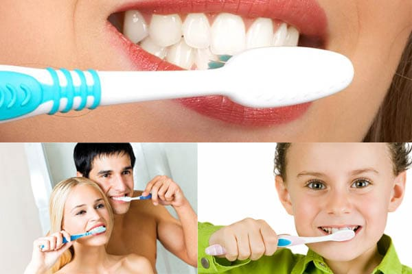 las manchas en los dientes