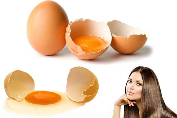 Mascarillas de huevo
