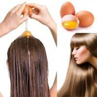 Mascarillas de huevo para el cabello. Opiniones. Beneficios. Recetas de máscaras. Efectos.