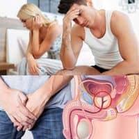 Enfermedades genitourinarias masculinas y prostatitis.