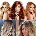 Coloracion del cabello a la moda 2020