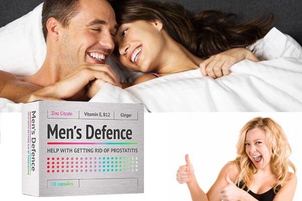 Men's Defense