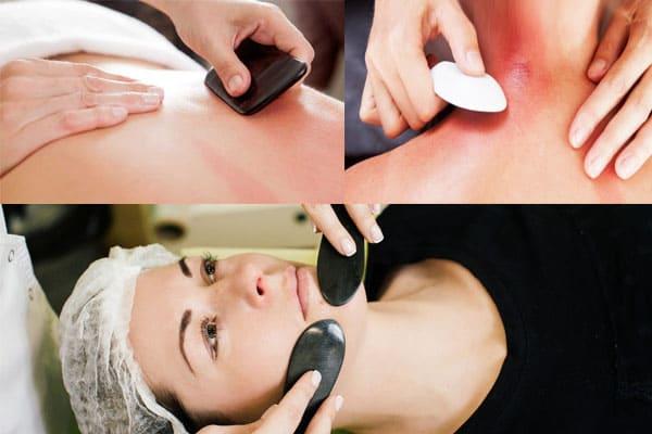 ?Que es un masaje gouache?