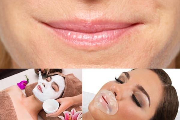 ?Como evitar las arrugas en los labios?