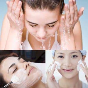 ?Como limpian su piel las mujeres de diferentes paises?
