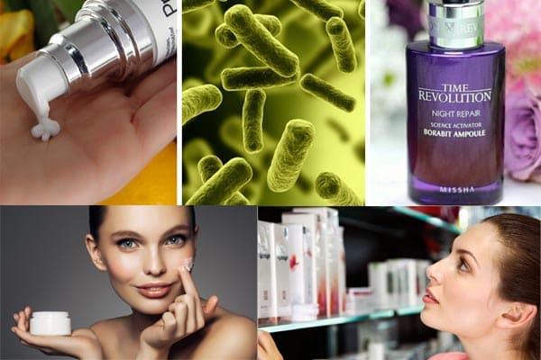 Cosmeticos con probioticos: desintoxicacion revolucionaria.