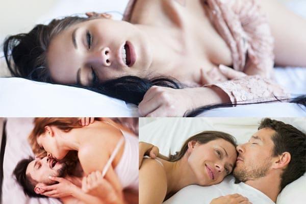 La relacion entre hombre y mujer