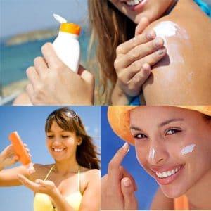 La vida bajo el sol: ?como nos protegen los cosmeticos?