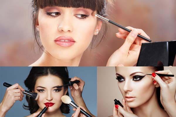 Capa por capa: en que secuencia aplicar el maquillaje.