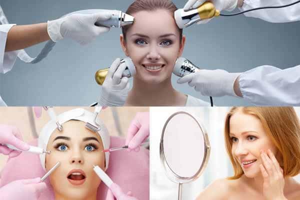 Procedimientos cosmeticos