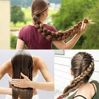 Trenza a la cintura: como acelerar el crecimiento del cabello?