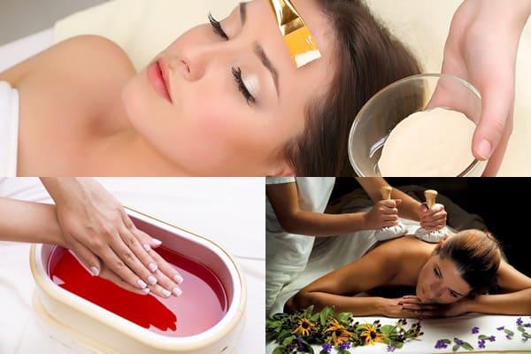 tratamientos de belleza