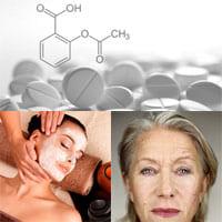 ¿Cómo usar la aspirina para la cara?
